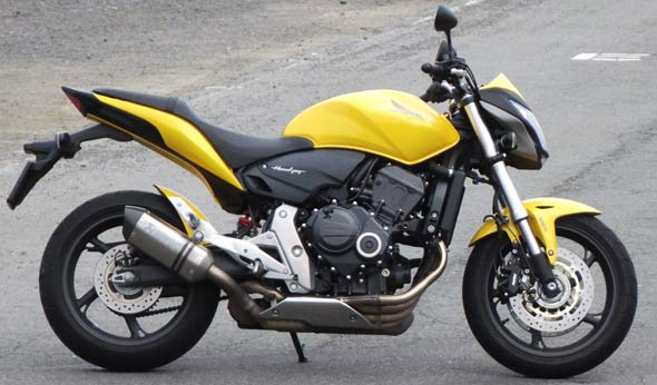 honda cb600f hornet abs 2011 2012 testverslag. Black Bedroom Furniture Sets. Home Design Ideas