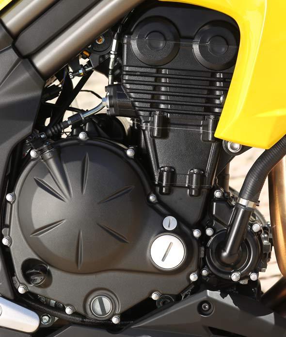 Motorlifebe Kawasaki Er6 N 2012 Testverslag