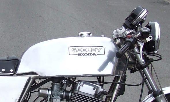 motorlife.be – Honda CB750 Seely 1975