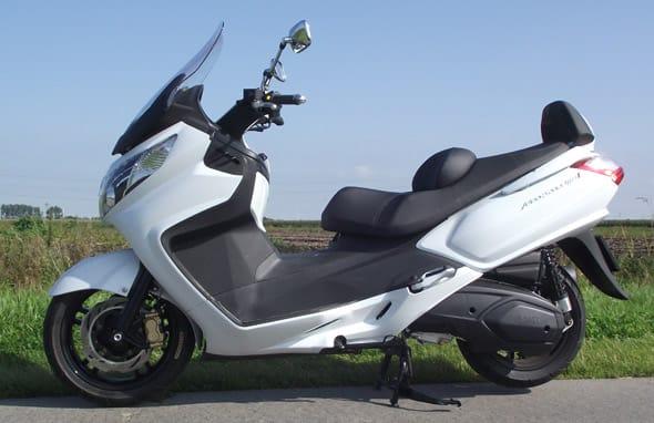 benzine meter scooter