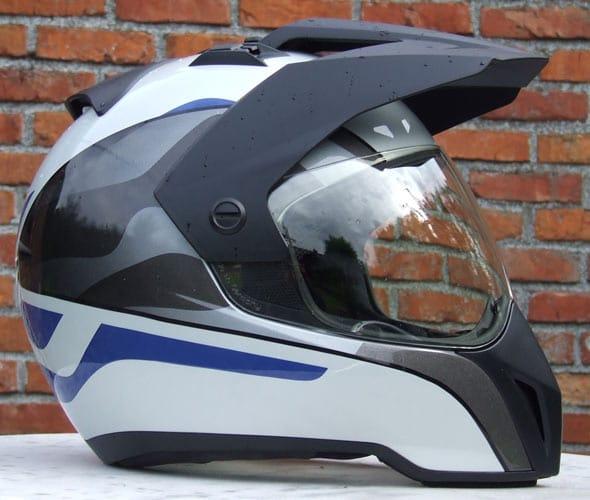 Original BMW Enduro Helm Volt Schwarz Motorradhelm Gr. 6364